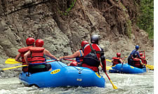 Whitewater Rafting in Panama Chiriqui